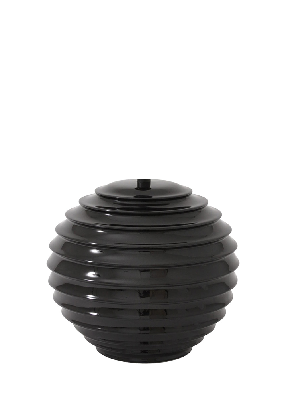 Lamp base Enea nera