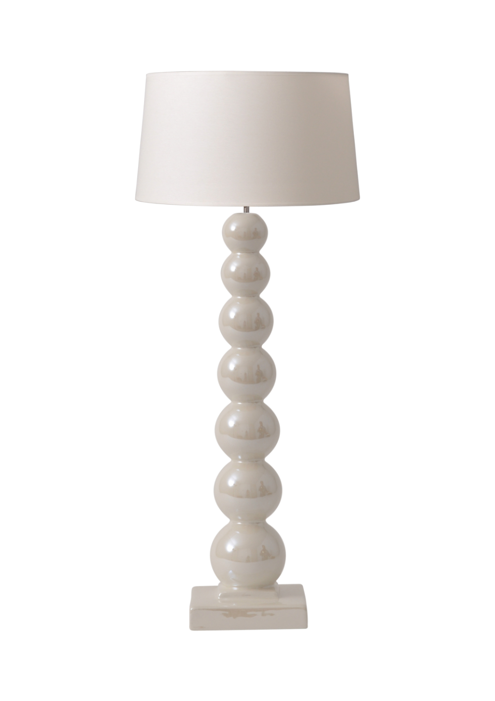 img_Table lamp with 8 balls